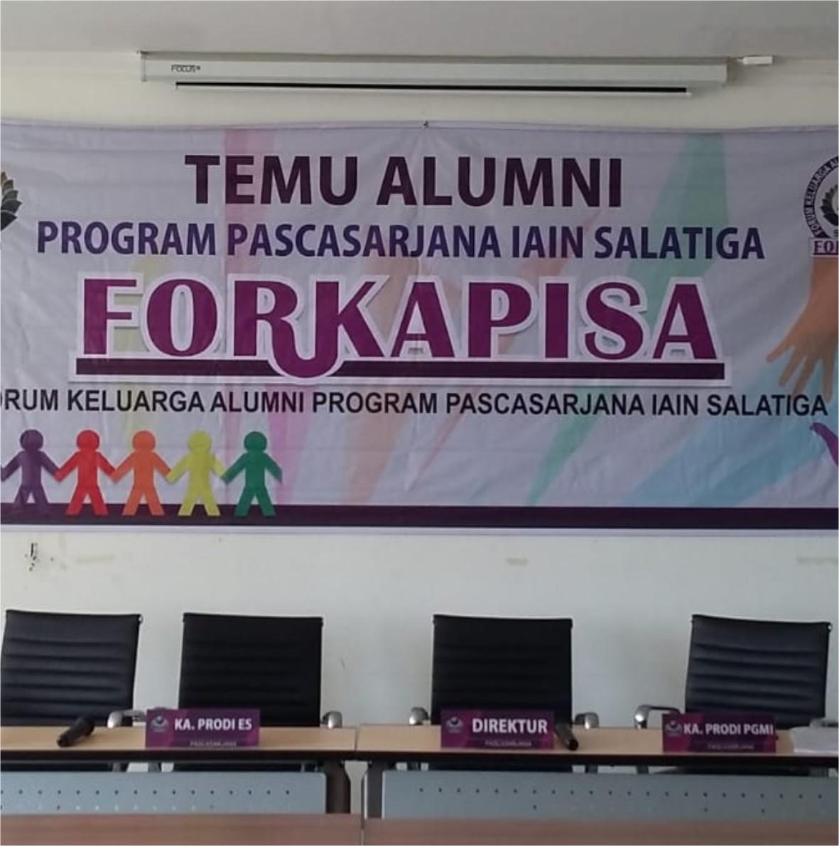 Forkapisa_Alumni_Pascasarjana_IAIN Salatiga