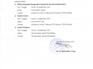 AGENDA KEGIATAN MAHASISWA BARU PROGRAM PASCASARJANA TAHUN AKADEMIK 2017/2018