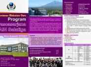 Penerimaan Mahasiswa Baru Program Pascasarjana 2018/2019