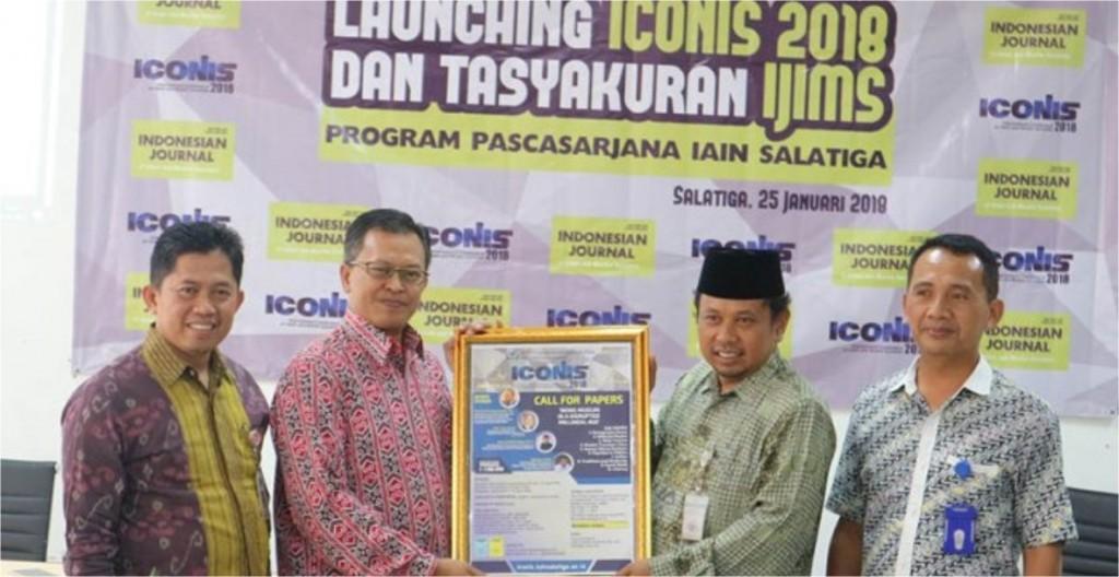 Peluncuran ICONIS
